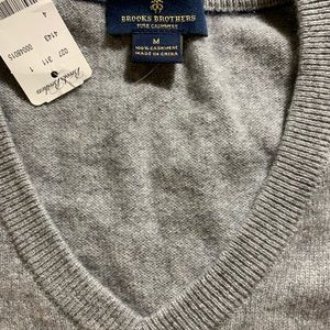 Brookes breather sweater